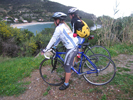 In mountain bike all'Isola d'Elba tra mare e montagne